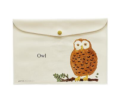 Cute Owl File - Crateen