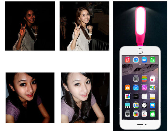 Portable Mini Led iPhone - Crateen