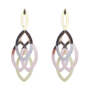 Oval Shape Earring for ladies