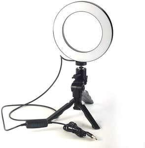 Mini Ring light for small items