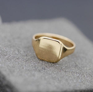 Golden Cute Rings for women