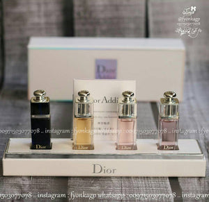 Dior Addict Collection - Crateen