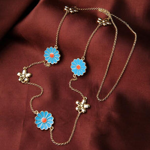 Flowers Necklaces for girls