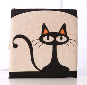Pillow Black Cat - Crateen