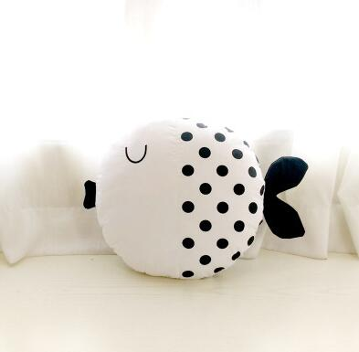Fish Pillow - Crateen