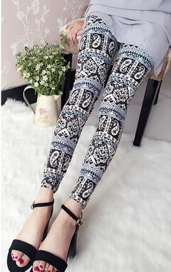 Classical  Leggings - Crateen
