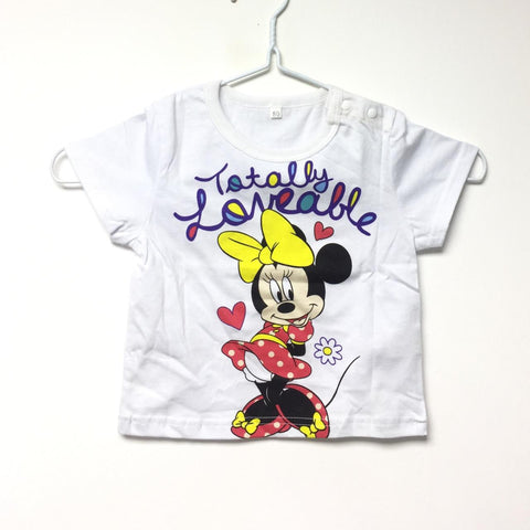 Minnie Kids Tshirt