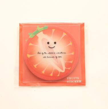 Tomato Sticker - Crateen