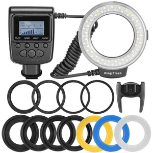 Travor Macro LED Ring Flash Light