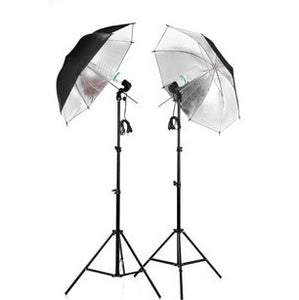 2 Lights Studio (Umbrella) - Crateen