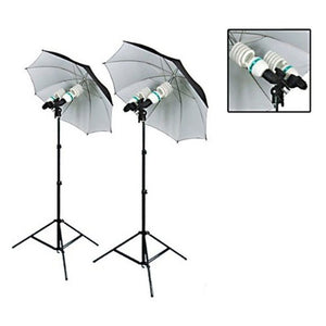 4 Lights Studio (Umbrella) - Crateen