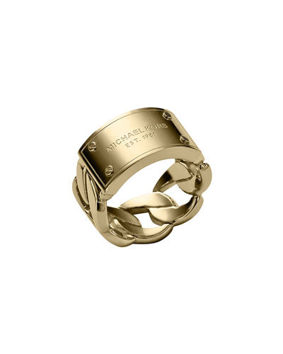 Michael Kors Design Ring