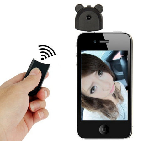 Wireless Shutter For iPhone