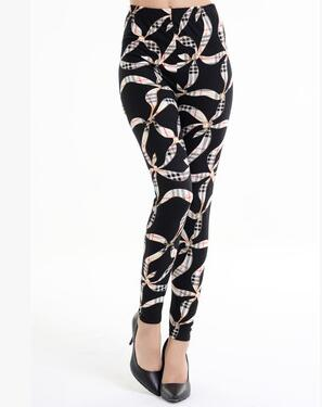 Flowers Leggings - Crateen