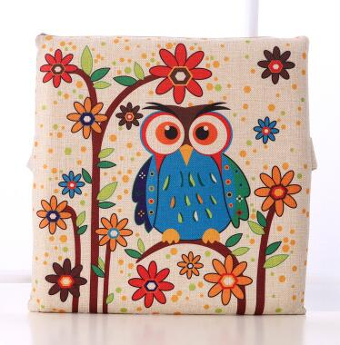 Pillow Owl - Crateen