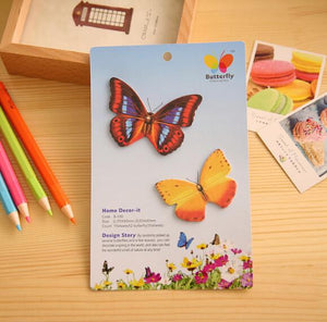 Butterfly Sticker - Crateen