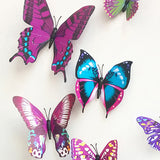 Butterfly Magnetic Decor