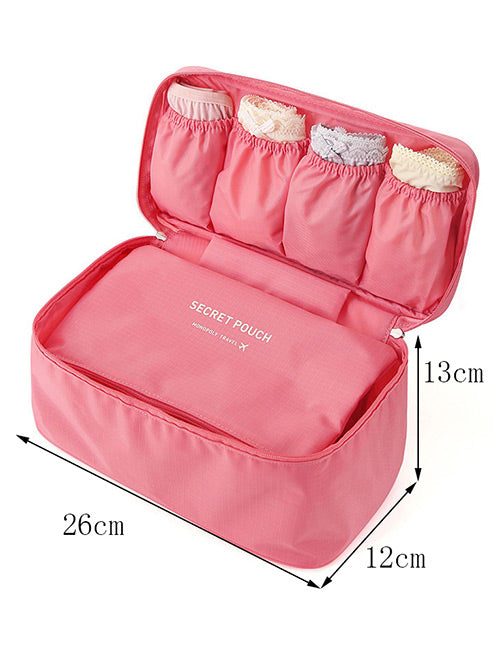 Pink Pure Storage Bag