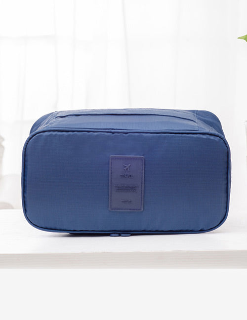 Blue Pure Storage Bag - Crateen