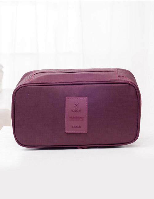 Red Pure Storage Bag - Crateen