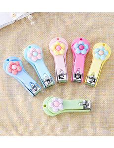 Flower Nail Clippers - Crateen