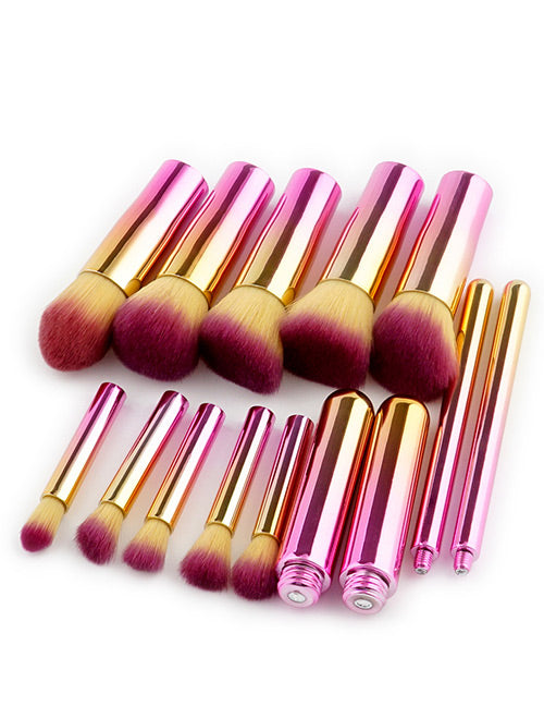 Fashion Shape Decorated Makeup Brush - Crateen
