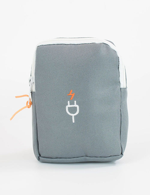 Gray Storage Bag