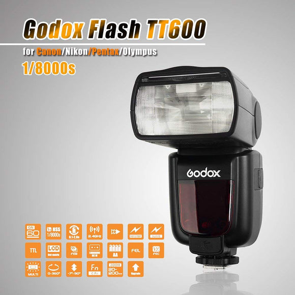 Godox Think lite TT600 Camera Speedlite Flash