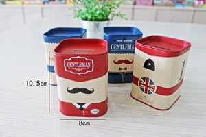 England Gentleman Money Box