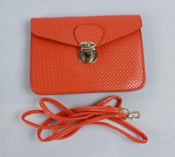 Orange Small Wallet
