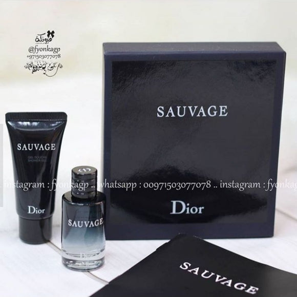 Dior SAUVAGE - Crateen