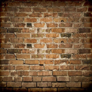Brick Wall Photography Wallpaper - Crateen