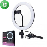 LED Ring Light with flexible stand
