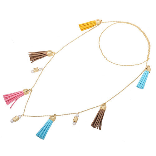 Alloy Bib Necklaces - Crateen