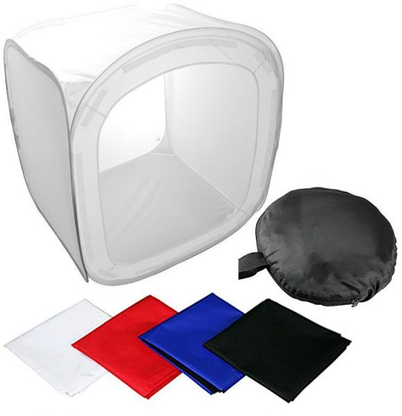 80x80 Photography Tent - Crateen