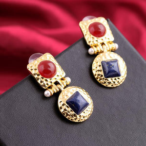 Traditional Earrings - Crateen