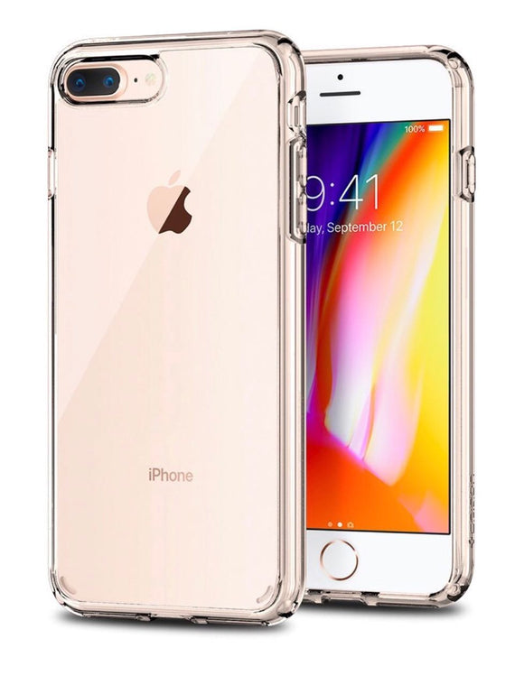 iPhone 7/8 Plus Clear Cover