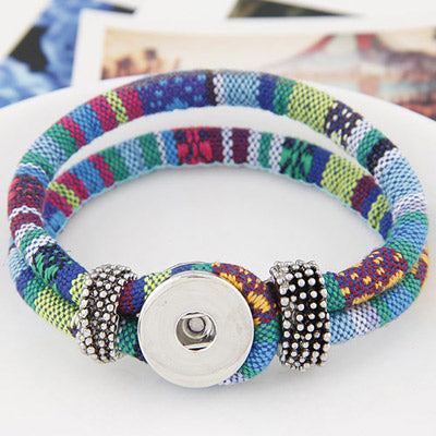 Bohemian Multi-color Bracelet