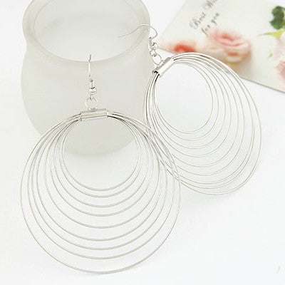 Dold Circles Earring