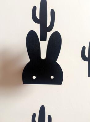 Black Rabbit Hanger