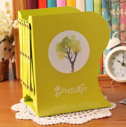 Green Book End - Crateen