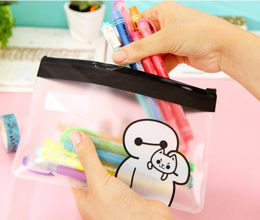 Transparent Pencil Case