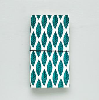 Tree leaves Notebook - Crateen
