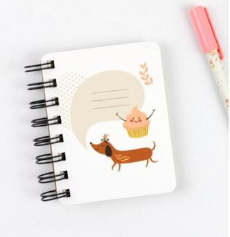 Dogy Notebook - Crateen