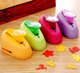 Decorated Paper Punch