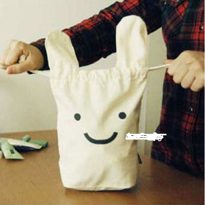 Small Fabric Bag