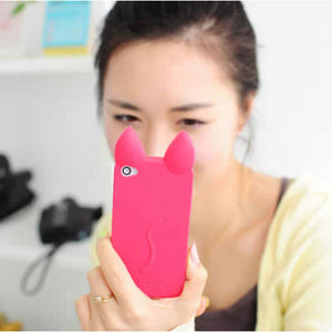 Pink Rabbit iPhone 6 Cover
