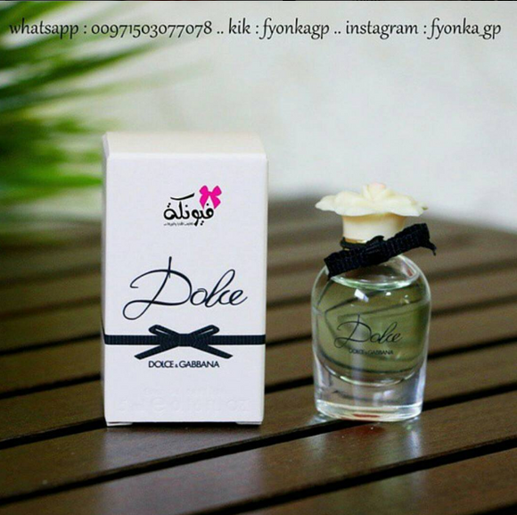 Dolce perfume - Crateen