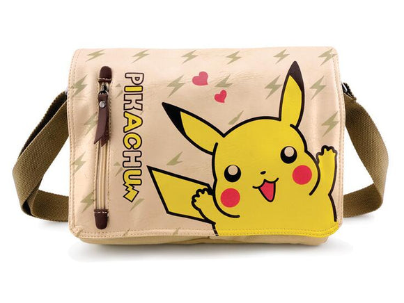 Pikachu Backpack - Crateen