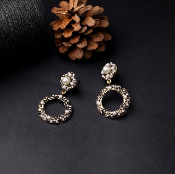 Clasick Fashion new Earring - Crateen